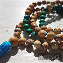 water and nature mala